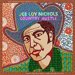 Cover JEB LOY NICHOLS, country hustle