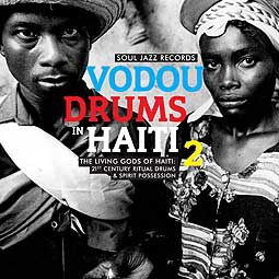 V/A, vodou drums in haiti 2 cover