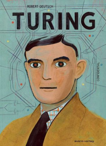 Cover ROBERT DEUTSCH, turing
