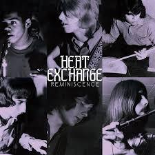 Cover HEAT EXCHANGE, reminescence