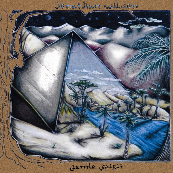 Cover JONATHAN WILSON, gentle spirit