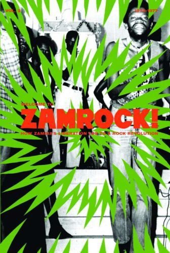 EOTHEN ALAPATT, welcome to zamrock! vol. 02 cover