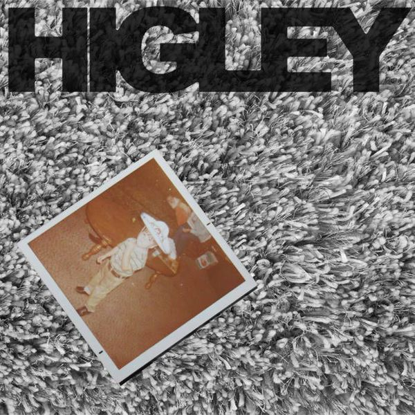 HIGLEY, s/t cover