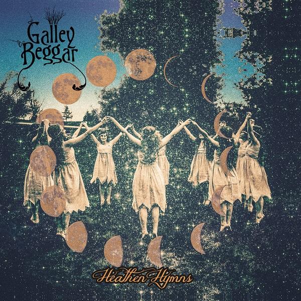 GALLEY BEGGAR, heathen hymns cover