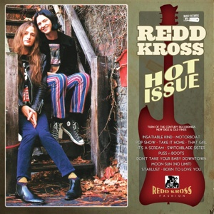REDD KROSS, hot issue cover