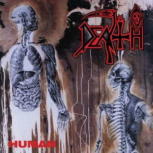 DEATH, human cover