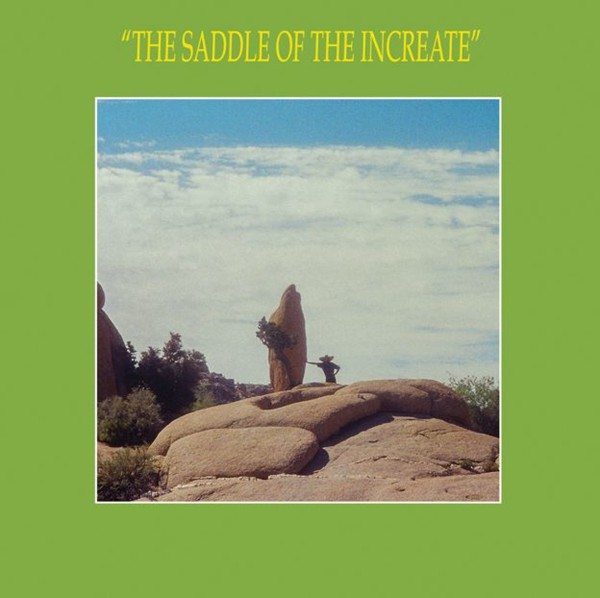 Cover SUN ARAW, the saddle of the increate