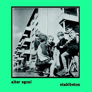 ALTER EGON!, stahlbeton cover