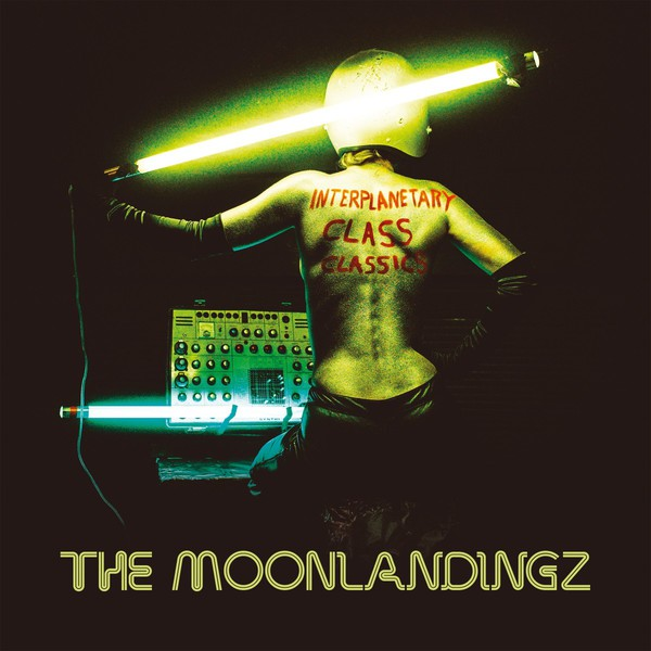 MOONLANDINGZ, interplanetary class classics cover