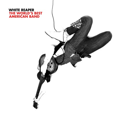 Cover WHITE REAPER, the world´s best american band