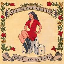 BLACK LILLIES, hard to please cover
