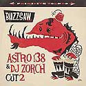 V/A, buzzsaw joint cut 2 cover