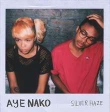 AYE NAKO, silver haze cover