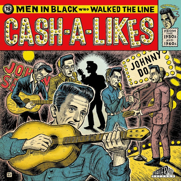 V/A, cash-a-likes cover