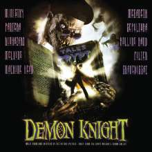 Cover O.S.T., demon knight