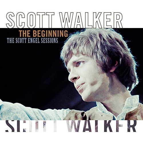 Cover SCOTT WALKER, beginning - the scott engel sessions