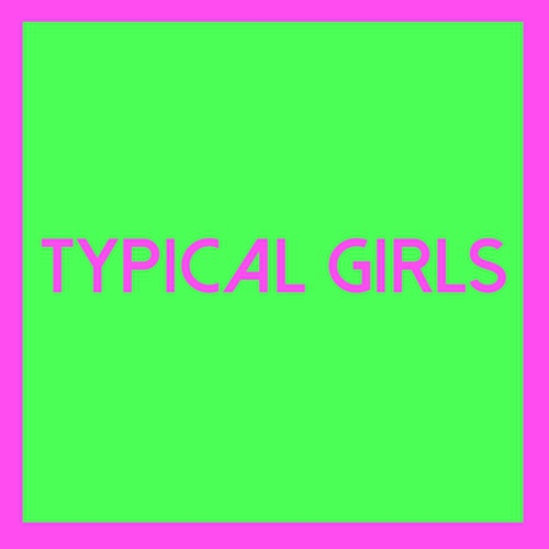 Cover V/A, typical girls vol. 2