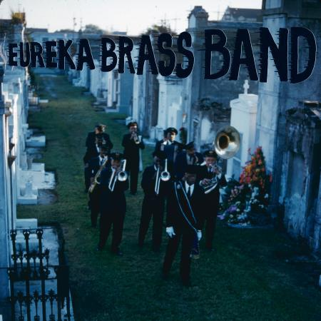 Cover EUREKA BRASS BAND, dirges