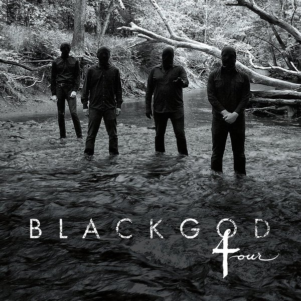 Cover BLACK GOD, four