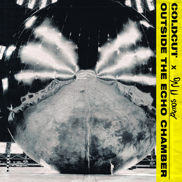 Cover COLDCUT X ON U SOUND, outside the echo chamber
