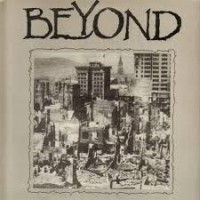 BEYOND, no longer at ease cover