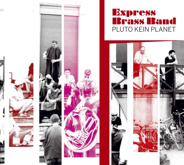 EXPRESS BRASS BAND, pluto kein planet cover