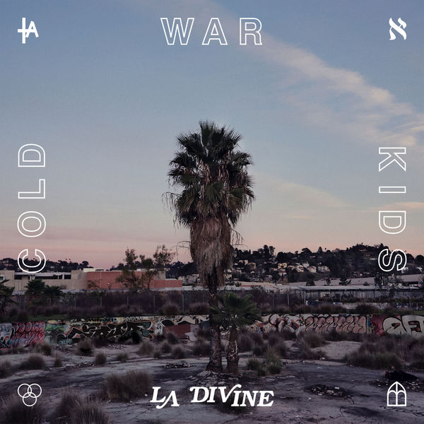 Cover COLD WAR KIDS, l.a. divine