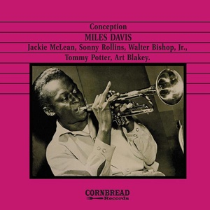 Cover MILES DAVIS, conception