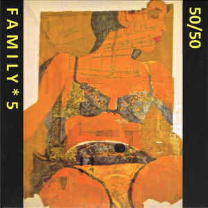 FAMILY 5, 50/50 cover