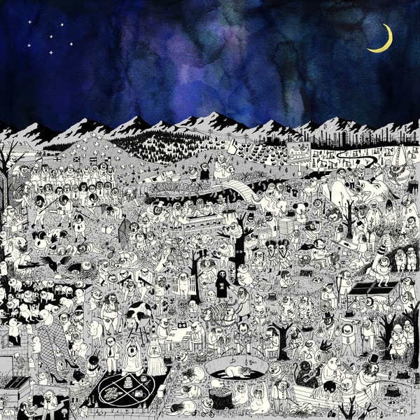 FATHER JOHN MISTY, pure comedy - us version cover