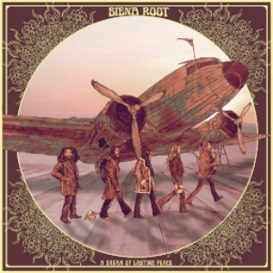 Cover SIENA ROOT, a dream of lasting peace