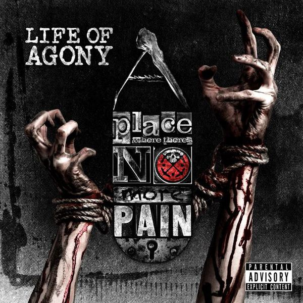Cover LIFE OF AGONY, a place where there´s no more pain
