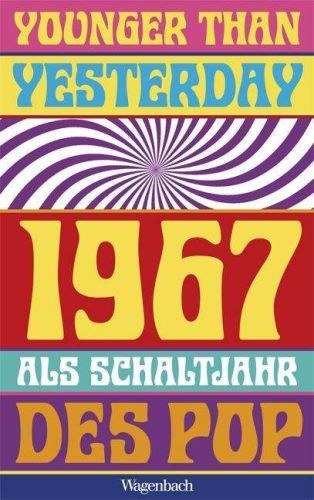 ANTONIU WEIXLER/GERHARDT KAISER, younger than yesterday cover