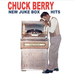 Cover CHUCK BERRY, new juke box hits