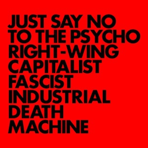 Cover GNOD, just say no to the psycho right-wing capitalist...