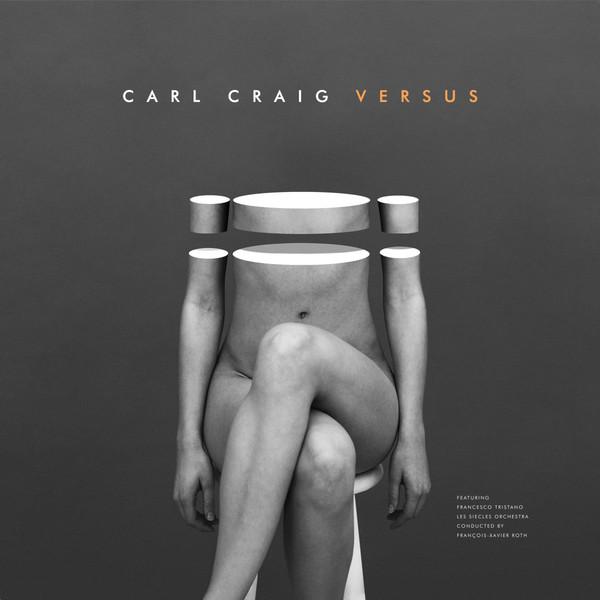 CARL CRAIG, versus cover