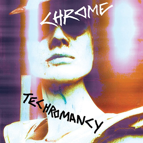 Cover CHROME, techromancy