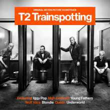 O.S.T., t2 - trainspotting 2 cover