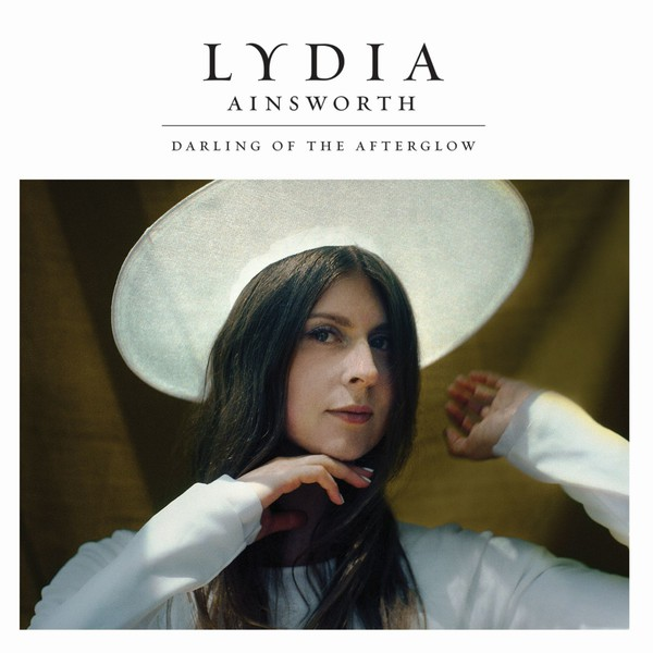 LYDIA AINSWORTH, darling of the afterglow cover