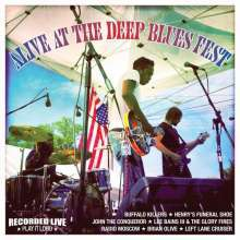 V/A, alive at the deep blues fest cover