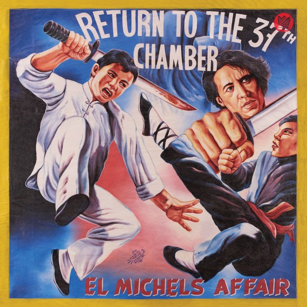 Cover EL MICHEL´S AFFAIR, return to the 37th chamber