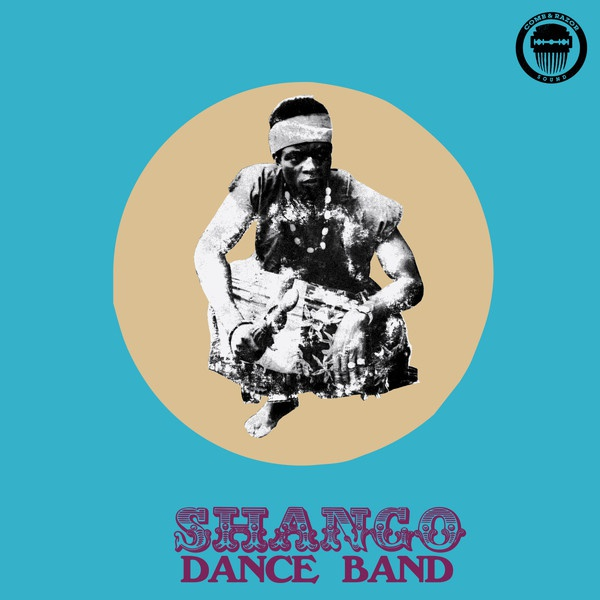 SHANGO DANCE BAND, s/t cover