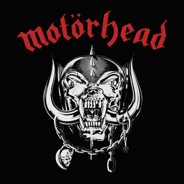 MOTÖRHEAD, s/t cover