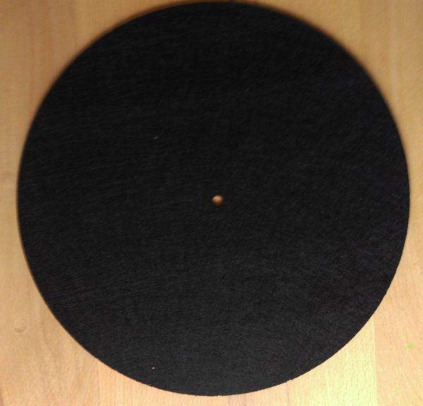 SLIPMAT, schwarz, 2mm cover