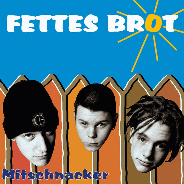 Cover FETTES BROT, mitschnacker