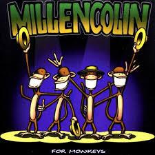 MILLENCOLIN, for monkeys + bonus (RSD 2017) cover