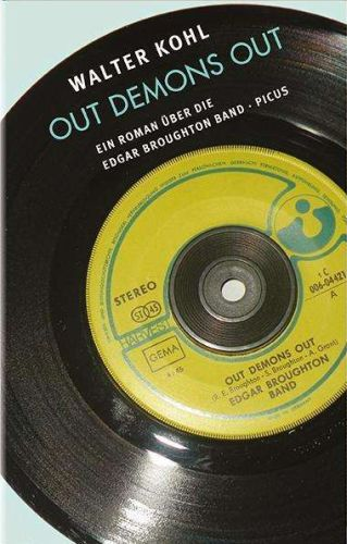 WALTER KOHL, out demons out cover