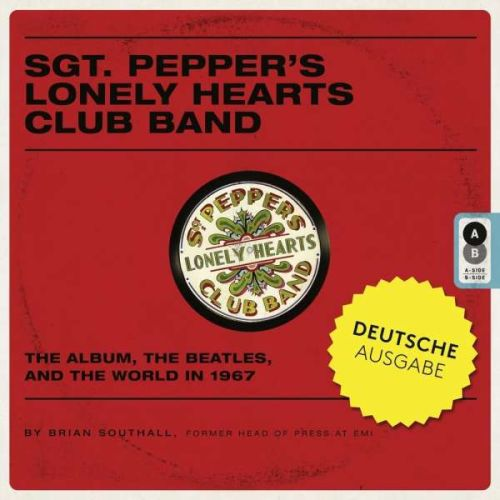 BRIAN SOUTHALL, sgt. pepper´s lonely hearts club band cover