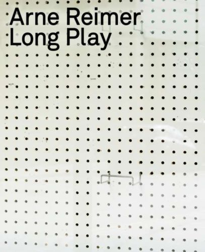 Cover ARNE REIMER, long play