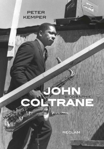 Cover PETER KEMPER, john coltrane